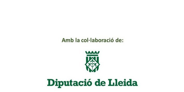 La Diputació de Lleida va atorgar un ajut de 3.470,80€